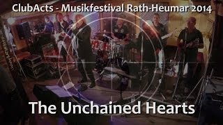 Unchained Hearts - Musikfestival Rath-Heumar 2014