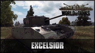 World of Tanks - Live: Excelsior - Premium [ deutsch