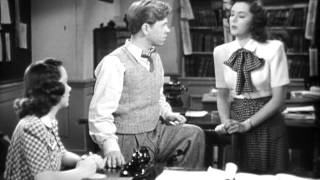 Andy Hardy's Private Secretary - Trailer
