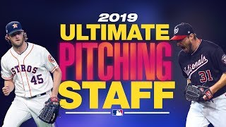 MLB's Ultimate Pitching Staff for 2019! | MLB Highlights