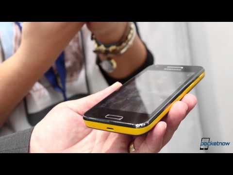 MWC: Samsung Galaxy Beam Hands-On