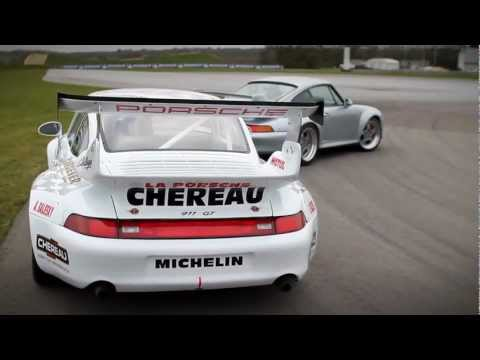 911 GT2 from Road to Racetrack: Porsche Experience TV Fans Choice