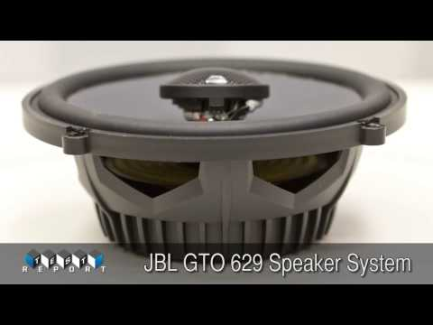 JBL GTO 629 Speaker System