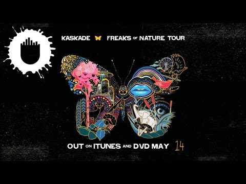Kaskade Freaks of Nature DVD Trailer