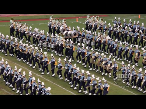 Southern University Marching Band (2014) - Halftime - HBCU Marching Bands