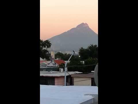 Explotando el cerro (Monterrey) 18/Oct/2014