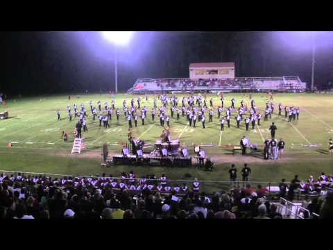 Richmond Hill High School Marching Band   September 28, 2012