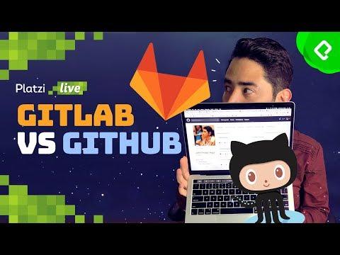 GitHub vs GitLab | PlatziLive