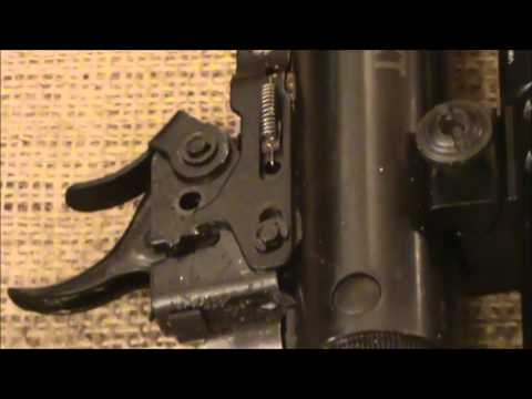 How To Fix A Crosman Trigger. The Do's and Don'ts. Step by Step