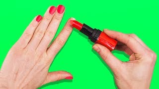 15 LAST-MINUTE BEAUTY HACKS EVERY WOMAN SHOULD KNOW