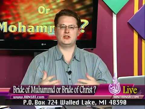 (Jesus or Mohammad) Mohammad's marriage and adultery.
