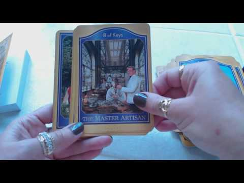 Traceyhd's Review Of The Akashic Tarot