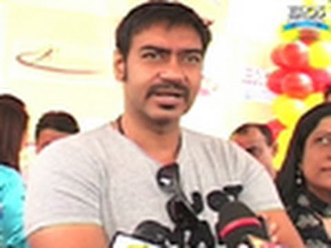 Ajay Devgn At Kartavya Walkathon