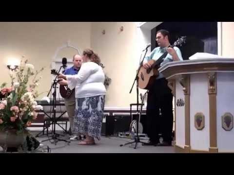They Will Know We Are Christians By Our Love - Tony and Heather Mabe