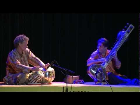Debasish Ganguly - sitar - Peter Szalai - tabla - Budapest 2
