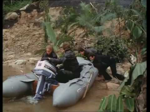 Killer Fish (1979): Part 2/10 Video