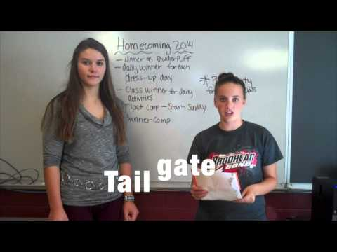 9-24-14 Announcements Brodhead High School