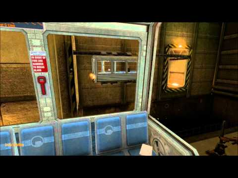 Black Mesa Source Gameplay Teaser [HD]