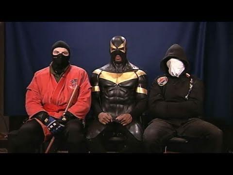 Mexican Masked Vigilantes Masked Vigilantes Heroes or