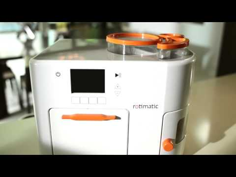 Rotimatic - Introducing Automatic Roti Making.