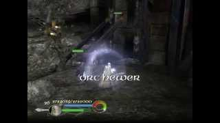LotR: Return of the King PC Game - The Road to Isengard