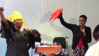 Shiloh Revival Tabernacle 22.06.14 - Bridget Blucher
