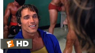 Stay Hungry (8/11) Movie CLIP - Stay Hungry (1976) HD