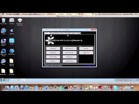 ArLoem - Como liberar cualquier iPhone 3G/3GS