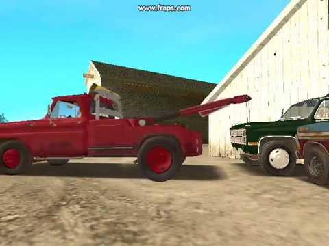 Tow Truckman Part 3