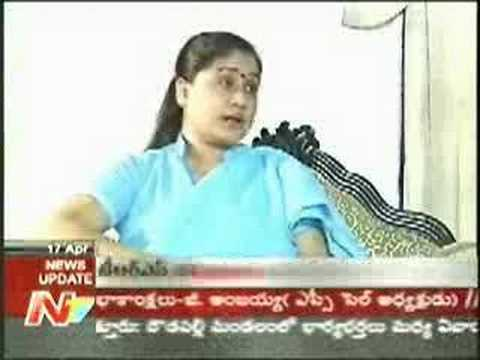 Mega Star Stamina Commented By Vijayashanthi. video