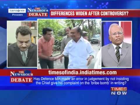 Debate: AK Antony blames Army Chief back-1