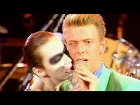 Queen & David Bowie & Annie Lennox  - Under Pressure HD