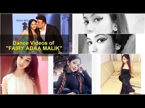 परियों सी सूंदर | Sir ANU MALIKs Daughter | Ada Malik slays Musically | **Dance**