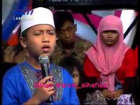 Muhammad Alvin Firmansyah Alhafidz ( Dahsyat ) video
