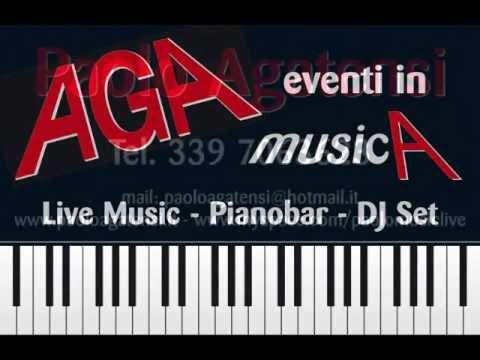AGA….eventi in MusicA. di PAOLO AGATENSI
