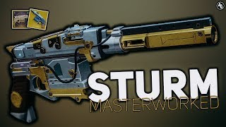 Sturm Masterwork | Destiny 2 Exotic Catalyst Review