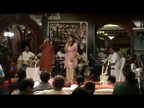 Shashank Jayaprakash & Akshata Wagh sing Chand Ne Kuch Kaha -...