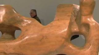Sculptor Henry Moore exhibit opens in London