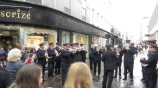ISB On The March St.Helier(Jersey) 26/04/2014