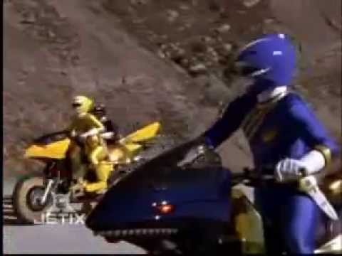 Power Rangers Wild Force - Savage Cycles