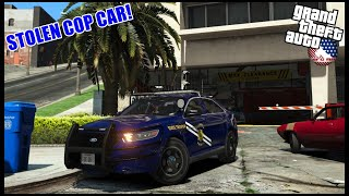 GTA 5 ROLEPLAY - I BOUGHT A STOLEN COP CAR!!  - EP. 935 - AFG -  CIV