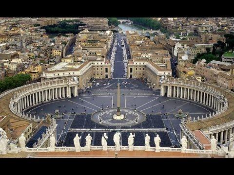 Ходят слухи.  Атлантида.  Тартария.  Ватикан.