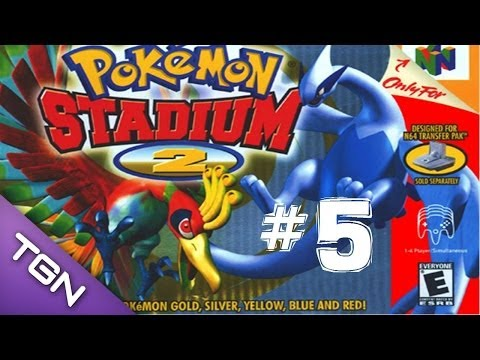 Pokemon Stadium 2 - Ddog