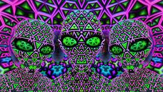 DMT visuals