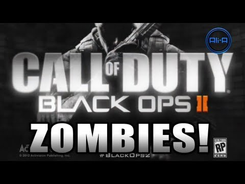 Black Ops 2 Zombies - Information! (New Call of Duty: BO2 Zombies 2012)