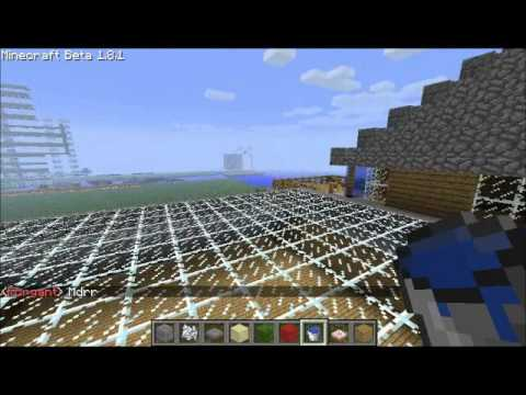 Minecraft: Présentation du serveur Mani craft