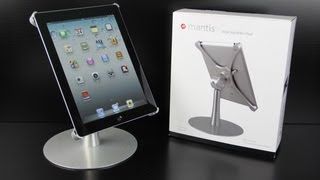 The Mantis for the Apple iPad From Monitors in Motion