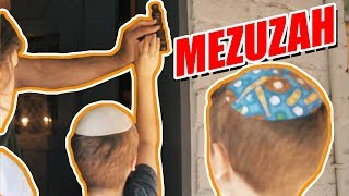 Boundaries - Why I Hang the Mezuzah II Mayim Bialik