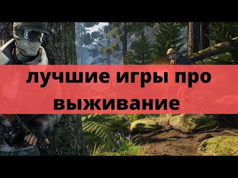 Лучшие игры про ВЫЖИВАНИЕ НА ПК
