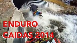 Top Enduro caidas 2014: fail, motocross, mx fail, caidas enduro, cross